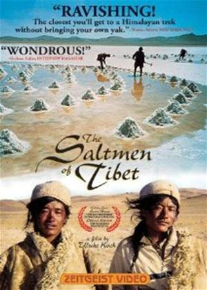 Rent The Saltmen of Tibet Online DVD Rental