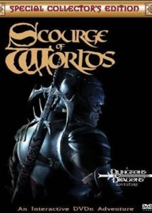 Scourge of the Worlds: Dungeons and Dragons Adventure Online DVD Rental
