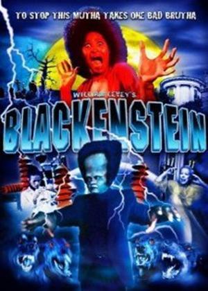 Blackenstein Online DVD Rental