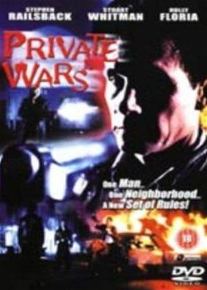 Private Wars Online DVD Rental