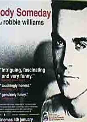 Robbie Williams: Nobody Someday Online DVD Rental