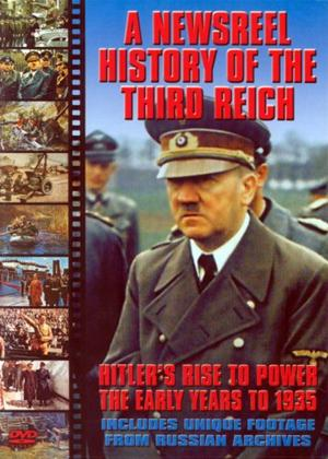 Newsreel History of the Third Reich: Hitler's Rise to Power Online DVD Rental