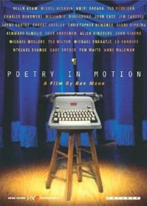 Poetry in Motion Online DVD Rental