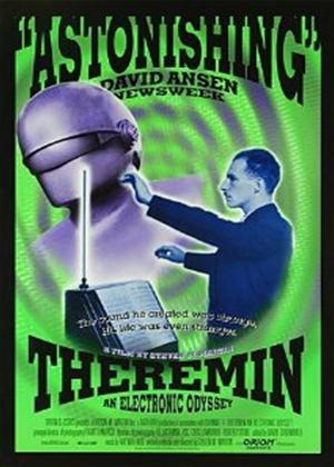 Theremin: An Electronic Odyssey Online DVD Rental