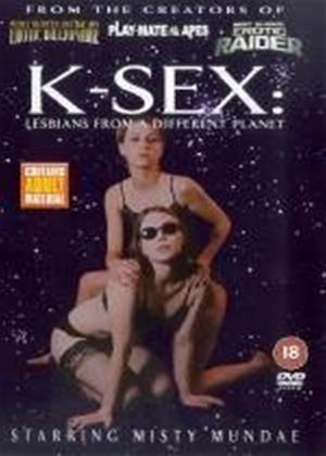 K-Sex: Lesbians from a Different Planet Online DVD Rental
