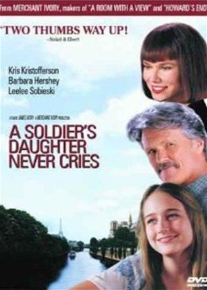 Rent Soldier's Daughter Never Cries Online DVD Rental
