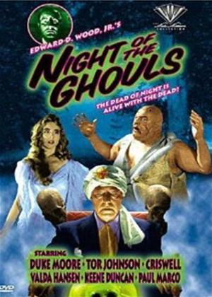 Night of the Ghouls Online DVD Rental