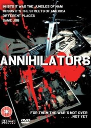 The Annihilators Online DVD Rental