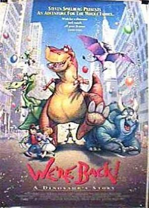Dinosaur's Story: We're Back Online DVD Rental