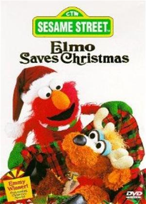 Elmo Saves Christmas Online DVD Rental