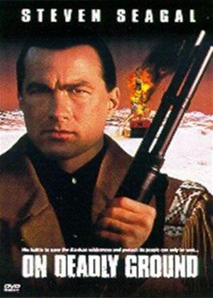On Deadly Ground Online DVD Rental