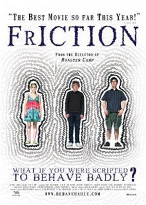 Friction Online DVD Rental