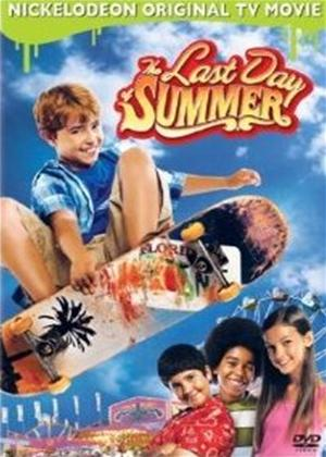 The Last Day of Summer Online DVD Rental