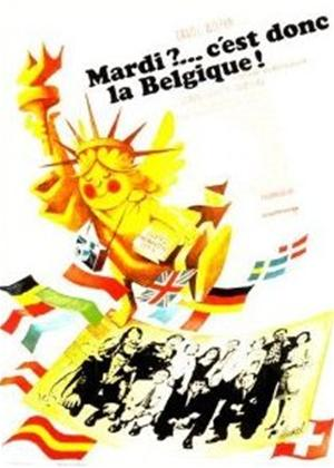Rent If It's Tuesday, This Must Be Belgium Online DVD Rental