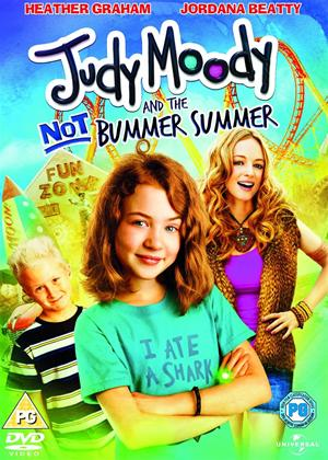 Judy Moody and the Not Bummer Summer Online DVD Rental