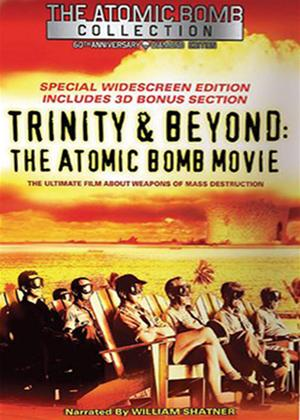 Trinity and Beyond: The Atomic Bomb Movie Online DVD Rental