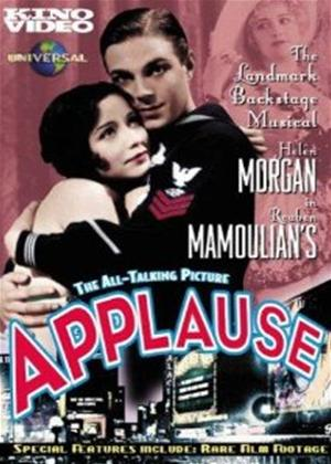 Applause Online DVD Rental