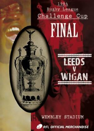 Rent Carnegie Challenge Cup Final: 1994: Wigan 26 Leeds 16 Online DVD Rental