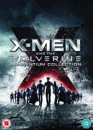 X-Men and the Wolverine Adamantium Collection Online DVD Rental