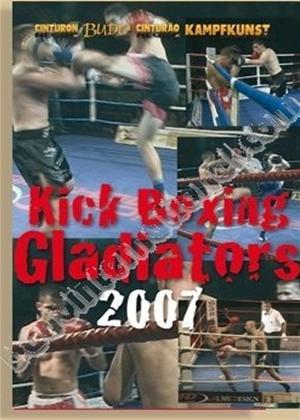 Rent K-1 Gladiators: 2007 Online DVD Rental