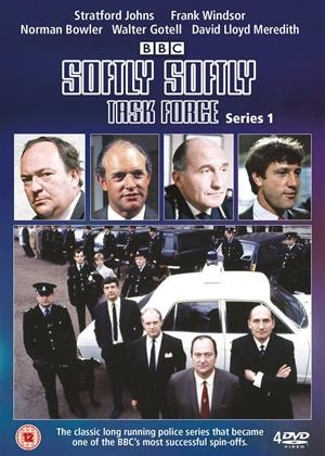 Softly Softly: Task Force: Series 1 Online DVD Rental