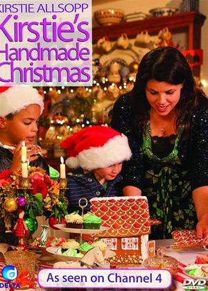 Kirstie's Handmade Christmas Online DVD Rental