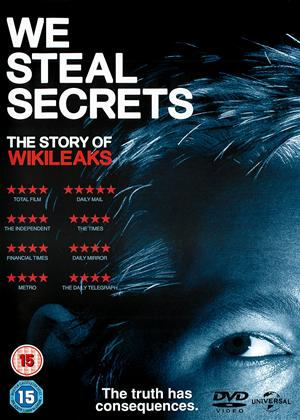 We Steal Secrets: The Story of WikiLeaks Online DVD Rental
