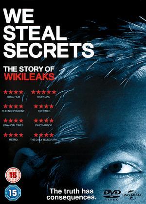 Rent We Steal Secrets: The Story of WikiLeaks Online DVD Rental