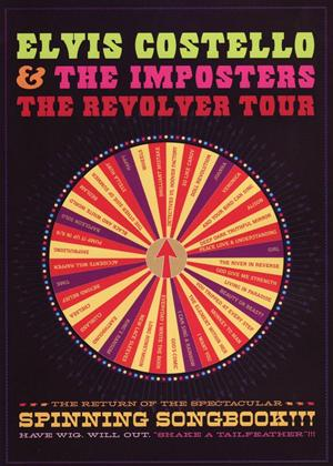 Rent Elvis Costello and the Imposters: The Return of the Spectacular Spinning Songbook Online DVD Rental