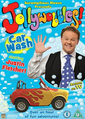 Justin Fletcher's Jollywobbles: Car Wash Online DVD Rental