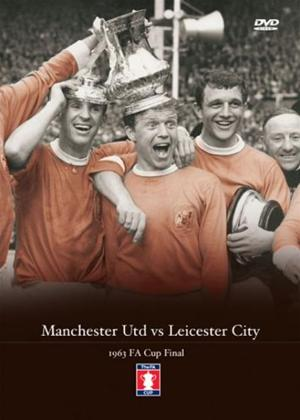 FA Cup Final 1963: Manchester United vs Leicester Online DVD Rental