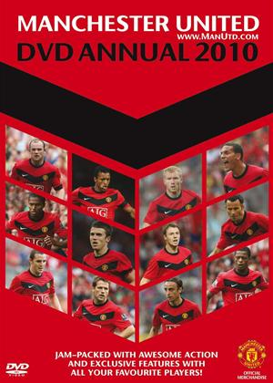 Manchester United: DVD Annual 2010 Online DVD Rental