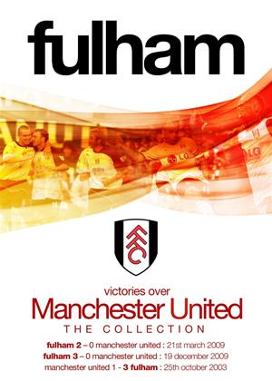 Fulham: Victories Over Manchester United Online DVD Rental