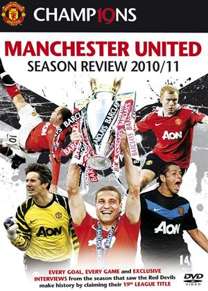 Rent Manchester United: End of Season Review 2010/2011 Online DVD Rental