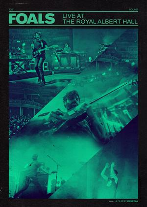 Rent Foals: Live at the Royal Albert Hall Online DVD Rental