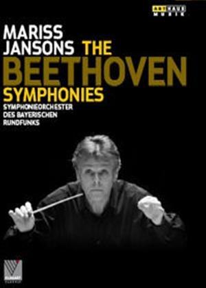 Rent Beethoven: Symphonies 1- 9 (Jansons) Online DVD Rental