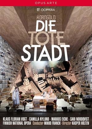 Rent Die Tote Stadt: Finnish National Opera (Franck) Online DVD Rental