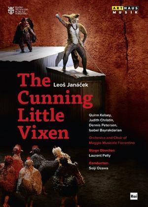 Rent The Cunning Little Vixen: Teatro Comunale (Ozawa) Online DVD Rental