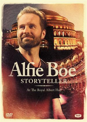 Rent Alfie Boe: Storyteller Online DVD Rental