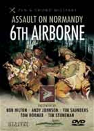 Rent Assault On Normandy: 6th Airborne Online DVD Rental