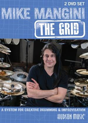 Rent Mike Mangini: The Grid: A System for Creative Drumming and Improvisation Online DVD Rental