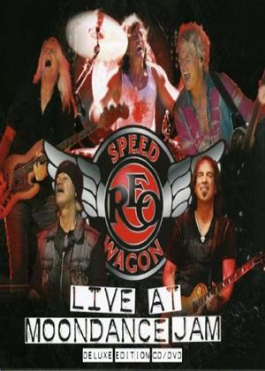 REO Speedwagon: Live at Moondance Jam Online DVD Rental