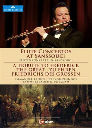 Rent Flute Concertos from Sanssouci: A Tribute to Frederick the Great Online DVD Rental
