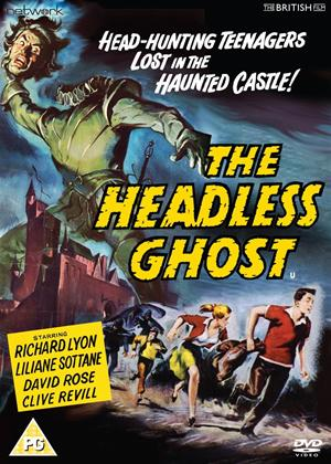 The Headless Ghost Online DVD Rental