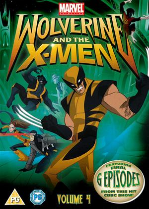 Wolverine and the X-Men: Vol.4 Online DVD Rental