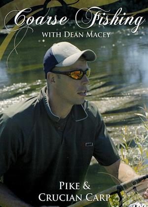On Coarse: With Dean Macey: Pike and Crucian Carp Online DVD Rental