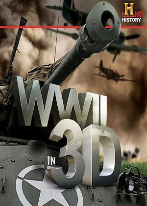 WWII in 3D Online DVD Rental