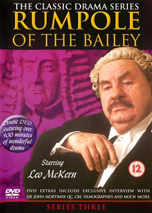Rumpole of the Bailey: Series 3 Online DVD Rental