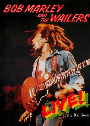 Bob Marley and the Wailers: Live at the Rainbow Online DVD Rental