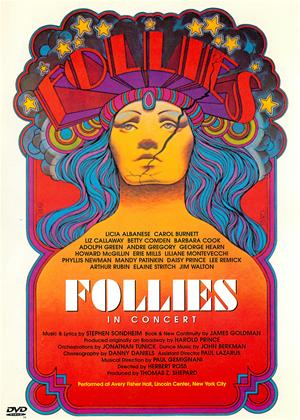 Follies in Concert Online DVD Rental